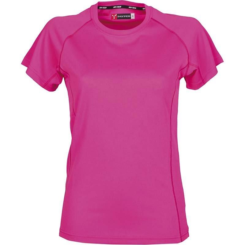 ef8cc35f6242 Runner Lady. COD. RUNNER LADY. T-shirt tecnica-sportiva sfiancata da donna