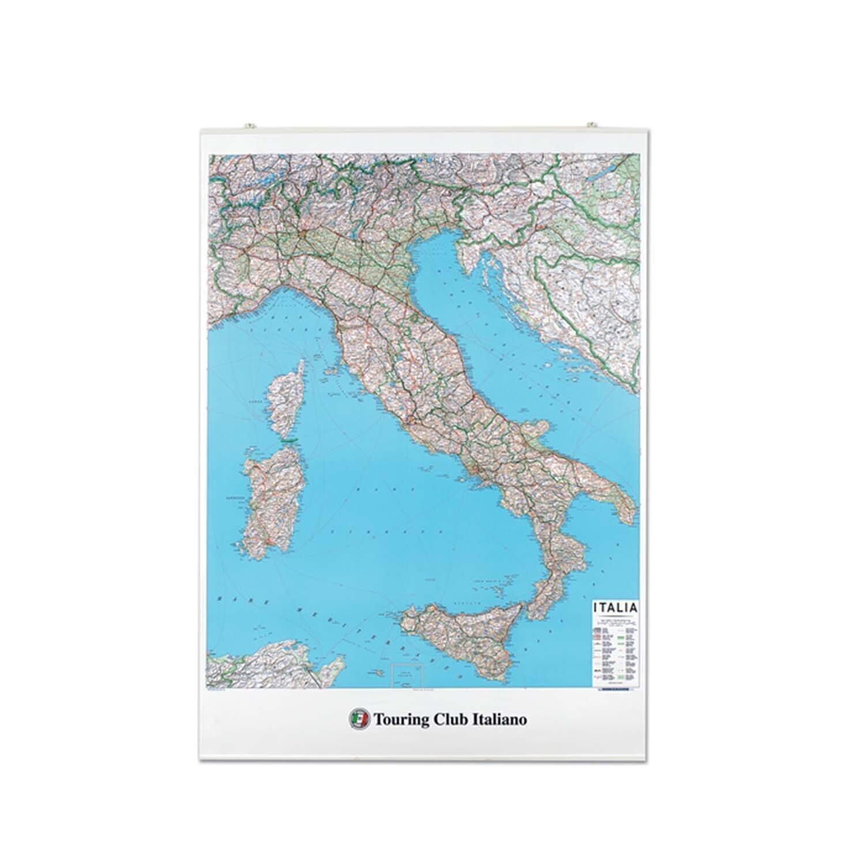Cartina Italia 1500.Cartina Italia